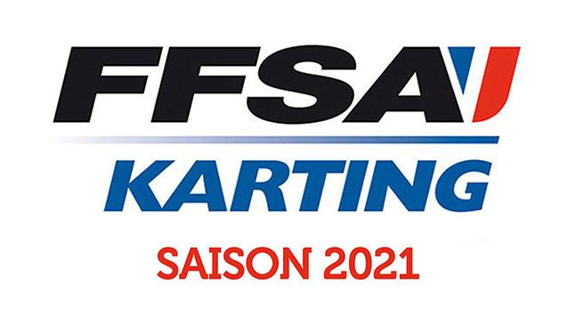 Calendrier Ffsa 2022 FFSA Karting   Evolution du calendrier FFSA Karting 2021